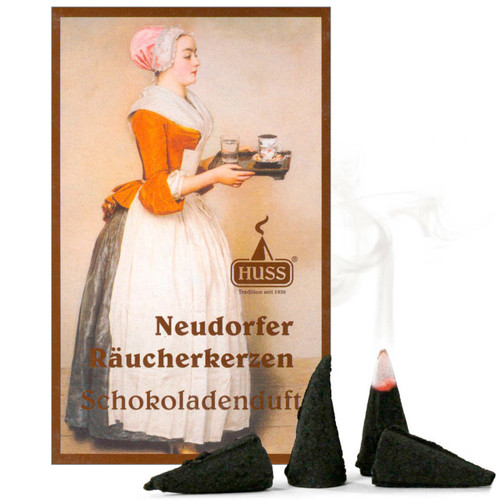 Chocolate Neudorfer Schokoladenduft Huss German Incense IND147x002