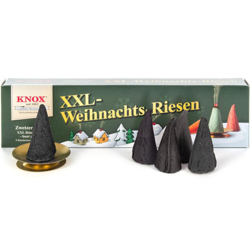 KNOX Giant German Frankincense Incense Candles - XXL - IND146X09X2