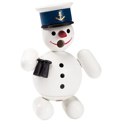 Sailor Snowman German Smoker