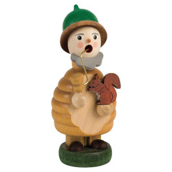 Richard Glaesser Forest Gnome with Squirrel German Smoker SMR263X26