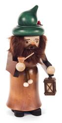 Lantern Holding Gnome Incense Smoker  SMD146X1797