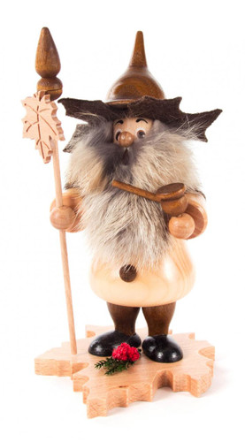 Bearded Maple Leaf Gnome Incense German Smoker SMD146X14101