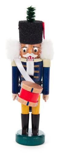 Miniature Drum Major German Nutcracker - NCD071X188
