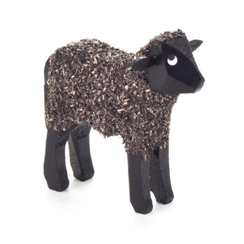 Little Black Sheep Figurine