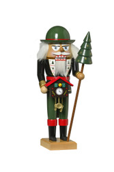 Bavarian Cuckoo Clock German Nutcracker NCK193X37