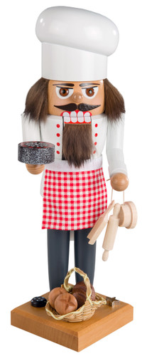 Baker Chef German Nutcracker  NCK193x51