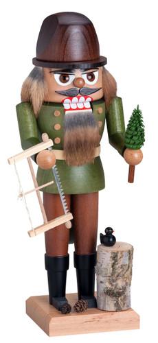Forest Woodsman German Nutcracker  NCK193X56