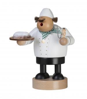 Baker Stollen Cakes Breads German Smoker SMK214X78