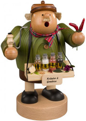 Spice Essence Oil Trader German Incense Smoker SMK214X90