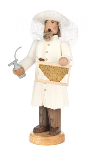 Bee Keeper with Honey Comb German Smoker SMD146X1545