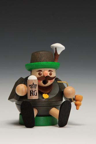 Little Mini Bavarian with Beer German Smoker