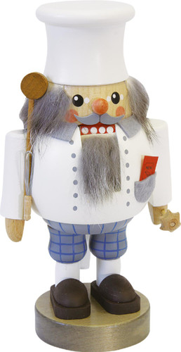 Chef Cook Baker German Nutcracker NCR126X95