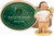 WENDT & KÜHN Brunnette Angel with Pocket Watch Large 6 inch Figurine - FGW650X125-DK