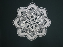 German Lace Round Doily 11 inch Table Topper LN10077-21
