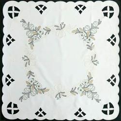 German Christmas Decor Tablecloth LN-0300