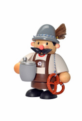 Mini Bavarian Oktoberfest with Beer German Incense Smoker SMK250X31