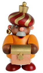 Mini Wisemen Balthasar German Incense Smoker SMK250X15