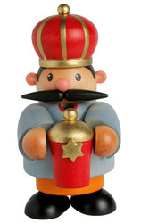 Mini Wisemen Melchior German Incense Smoker SMK250X16