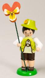 Pansey Boy Figurine