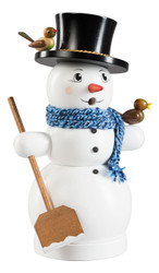 Happy Snowman German Smoker SMR261X71