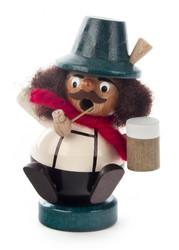 Mini Oktoberfest Bavarian Wooden German Smoker SMD136x015