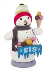 Snowman Ice Cream Lover German Smoker SMD146X1267X25