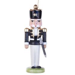 Nutcracker Mini King  Figurine Black NCDD074X038BK