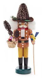 Mini Forest Pinecone Wanderer German Nutcracker NCD071X158