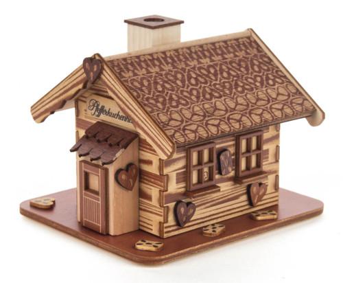 Cabin Bake Gingerbread Haus German Smoker SMD146X1860X2