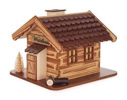 Forest Cabin Haus German Smoker 146X1860