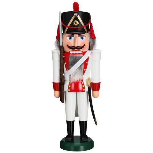 Red Infantryman German Nutcracker