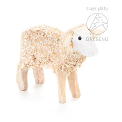 Sheep Figurine 24x32mm RPE076X024