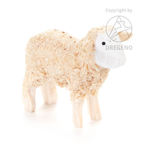 Sheep Figurine 35x45mm