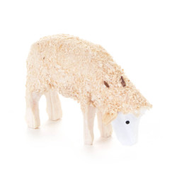 Sheep Figurine Bending 30x45mm