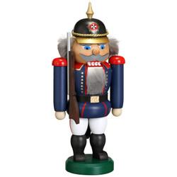 Nutcracker Blue Soldier Guard 8.3 Inches 11456