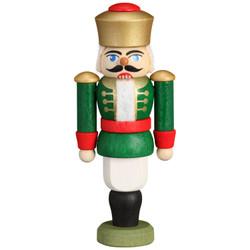 Nutcracker Mini King Green Figurine 3.5 Inches - 11511X4