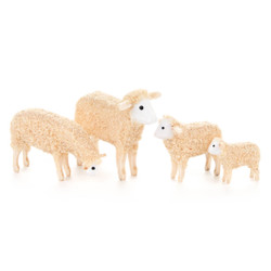 Sheep Figurine Four