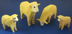 Sheep Figurine Four