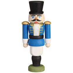 Nutcracker MINI Hussar Blue Figurine 3.5 Inches - 11512X2