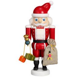 Santa Claus German Nutcracker 10.2 Inches - 11953