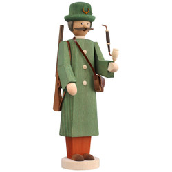 Forester German Smoker Incense Figurine 12.2 Inches - 12701