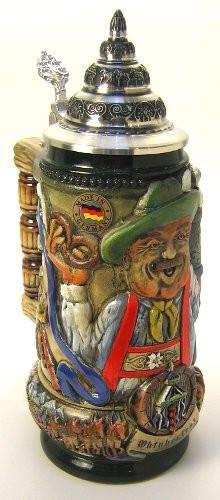 Alpine Oktoberfest Beer Stein