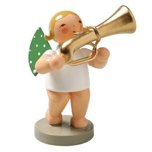 Angel Tuba Figurine Wendt Kuhn FGW650X28