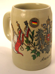 Austrian Double Eagle German Beer Stein