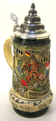 Bavarian German Beer Stein