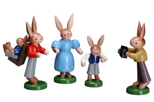 Bunny Family Vacation
