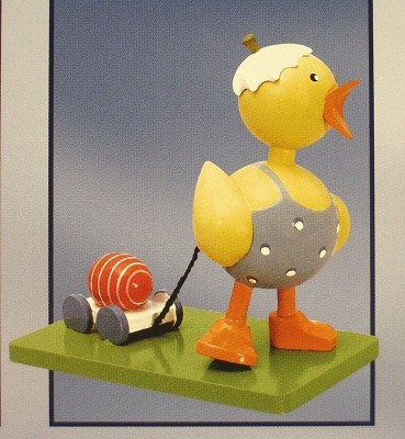 Chick Toy Figurine