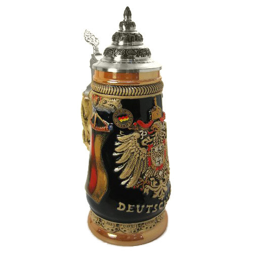 Eagle German Beer Stein Christkindl Markt German Gifts
