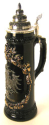 Eagle German 1 Liter Beer Stein