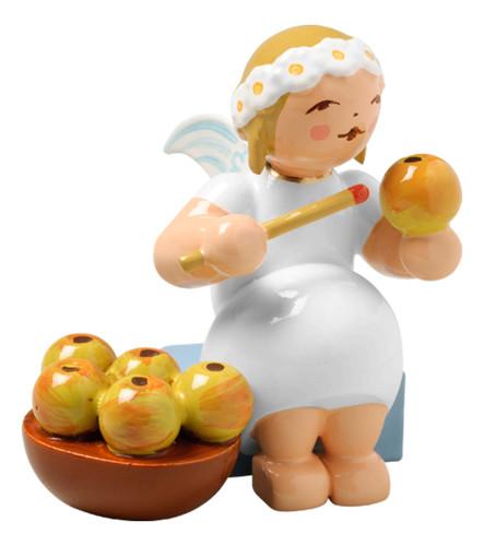 Goodwill Snowflake Angel Fruit Basket Wendt Kuhn